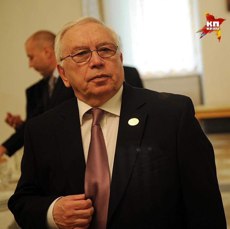 Владимир Лукин говорил о возможности обращения в Европейский суд по правам человека
