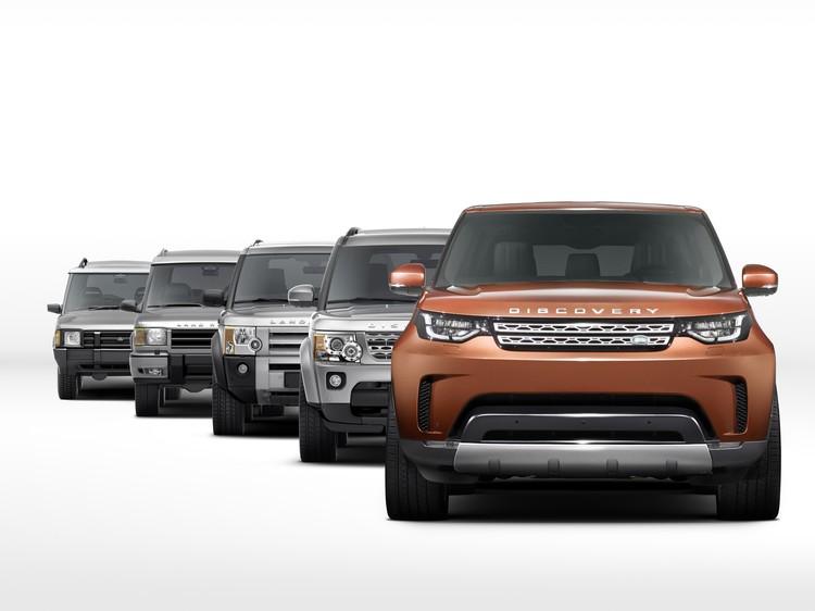 Непохожего в машине много. Фото Land Rover