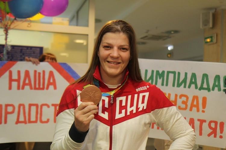 Екатерина Букина рассказывает, на что потратит призовые и почему ей не удалось взять медаль высшей пробы