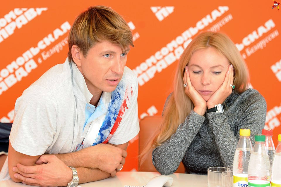 Татьяна тотьмянина и алексей ягудин свадьба фото