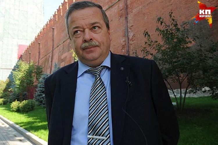 Советник директора Федеральной службы охраны России Сергей Девятов