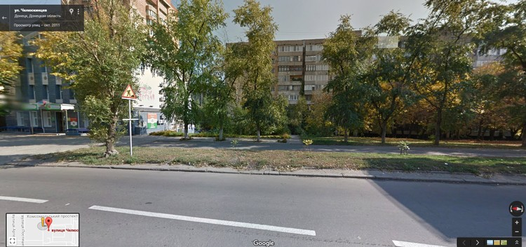 Дом Моторолы. Фото: карты Google