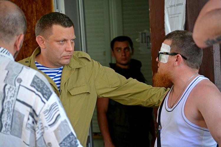 На Моторолу неоднократно совершали покушения. Одно из них было 24 июня этого года. Фото: Юрий СОБОЛЕВ