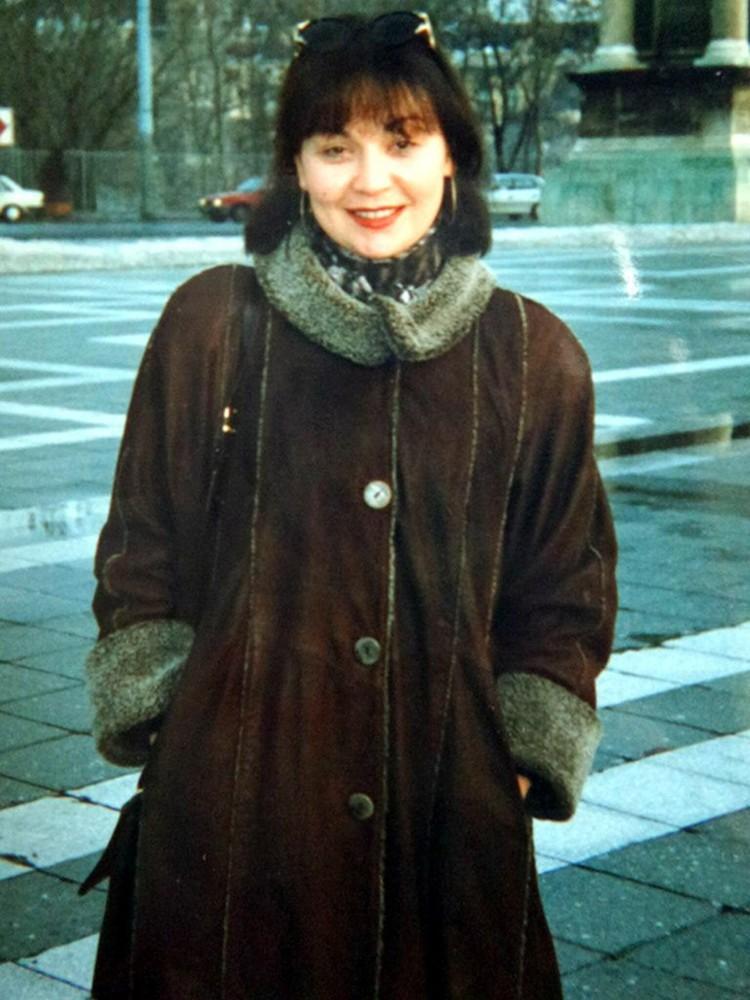 После смерти супруга Татьяна вернулась в профессию.