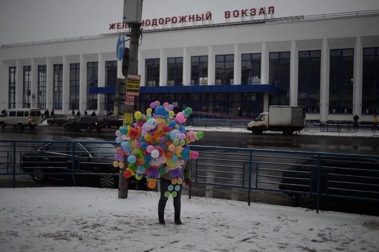 Нижний Новгород наших путешественников встретил празднично.