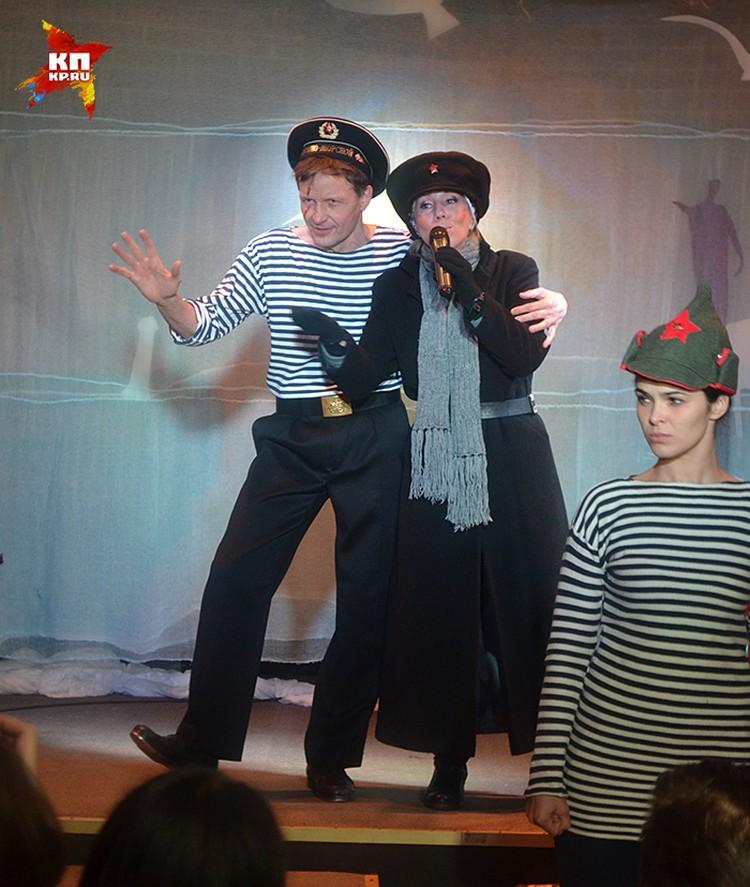 События, которые разыгрывали в тот вечер в спектакле «Лилия для Одессы», разворачивались в Одессе в 1919-м