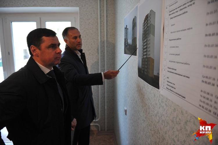 Дмитрий Миронов уверен: обманутые дольщики получат наконец свои квартиры.