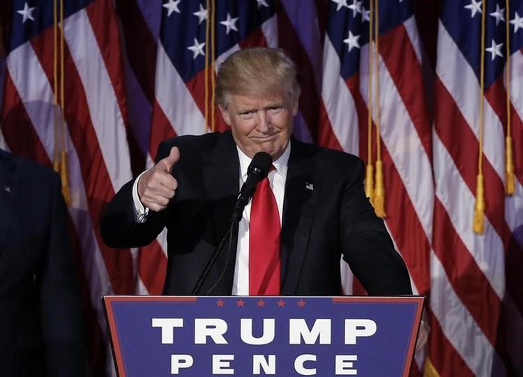 Миллиардер и президент Дональд Трамп известен своими хлёсткими фразами, многие из которых стали уже «крылатыми»