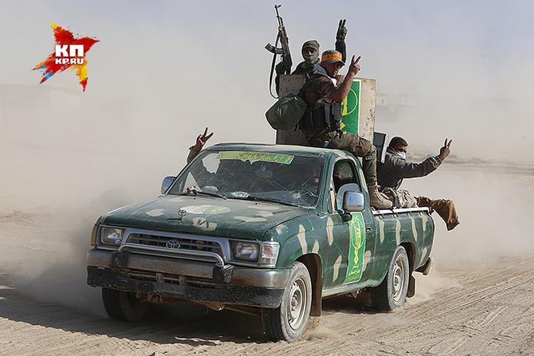 Народная молва приписывает бойцам Хадж-Аш-Шаби недюжинную храбрость и военную смекалку.