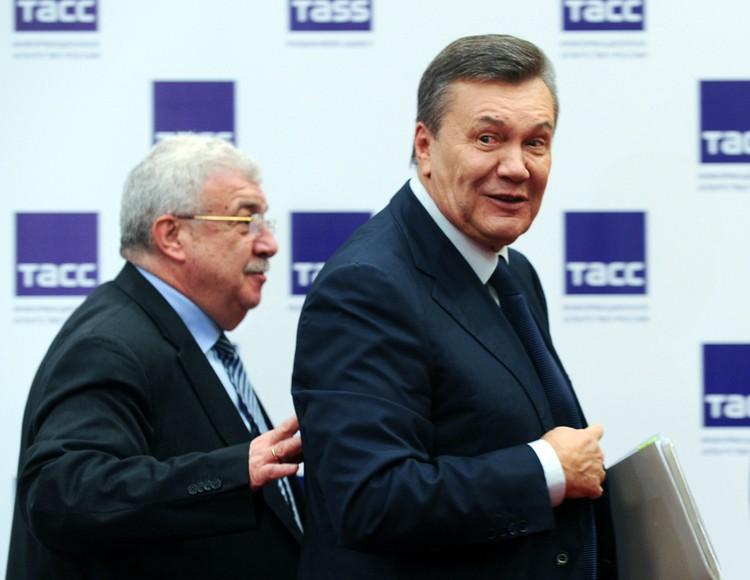 Виктор Янукович рассказал, много ли богатств вывез с Украины и есть ли в Донбассе российские войска