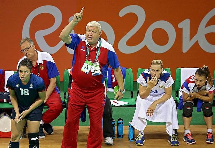 Если вы не слышали главного тренера женской сборной России по гандболу Евгения Трефилова, считайте вы пропустили всю Олимпиаду