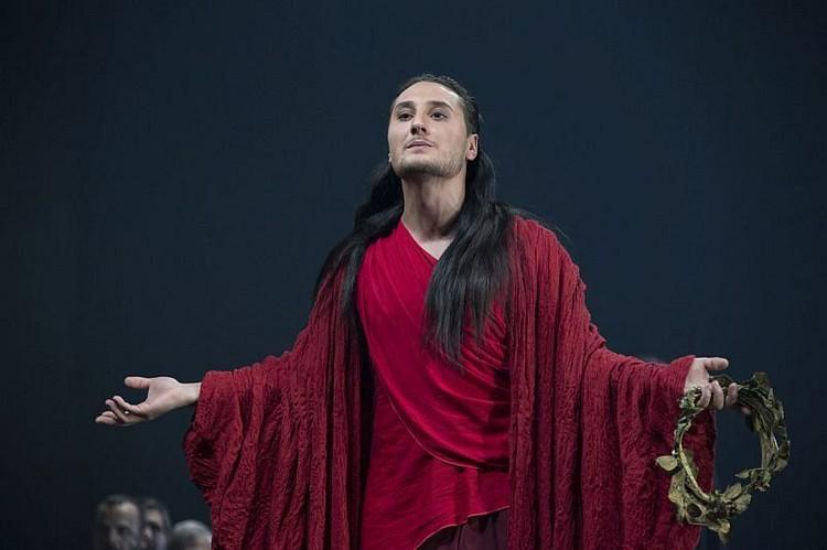 На культурный форум привезут нашумевшего «Царя Эдипа». Фото: culturalforum.ru
