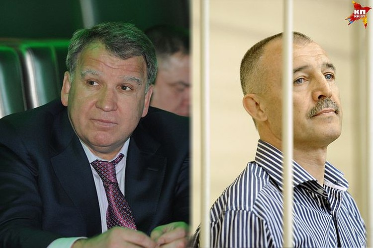 Юрий Чиж и Владимир Япринцев. Фото: ГИЛИЦКИЙ Виктор / ГАПОН Сергей