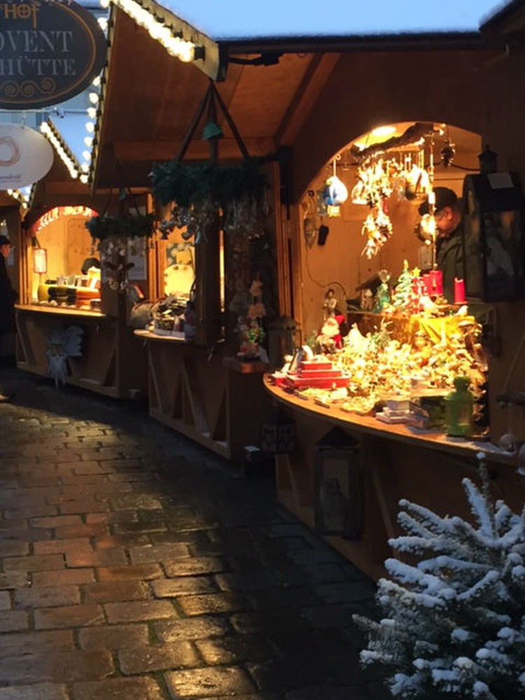 За проведение рождественских базаров в Вене мусульманин отвечает.