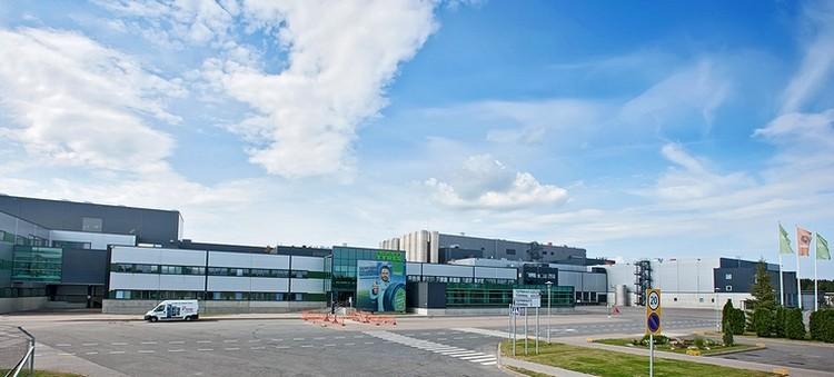 Финский бренд официально вышел на российский рынок в 2004 году, а уже в 2005 запустил собственное производство во Всеволожске