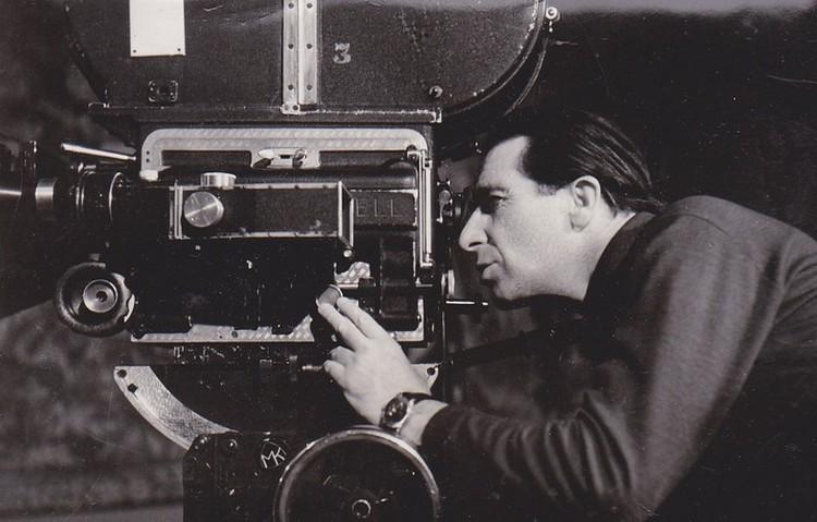 """Григорий Козинцев выжимал все соки из актеров, требуя от них полной самоотдачи. Фото: Архив """"Ленфильма"""""""