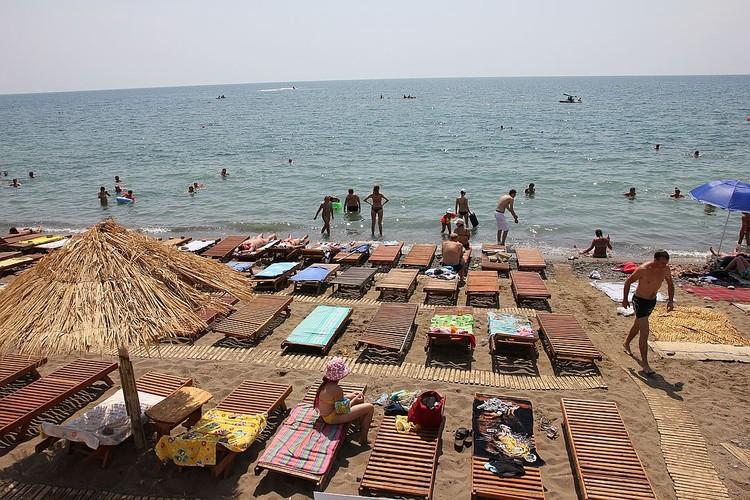 Власти проводят инвентаризацию пляжей. Завершится она должна к 1 апреля.