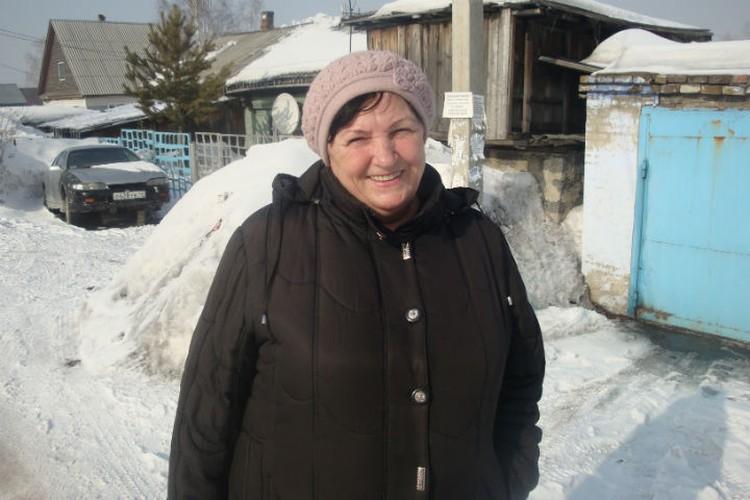 У Нины Афанасьевны Колокольцовой в семье существует традиция празднования 8 Марта