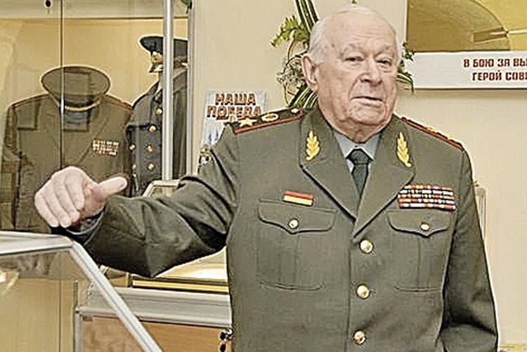 Второй человек КГБ Филипп Бобков.