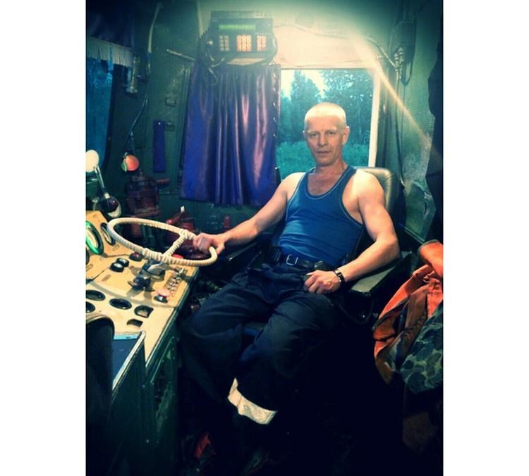 Пострадавший при взрыве в метро Петербурга Юрий Шушкевич. Фото: ok.ru