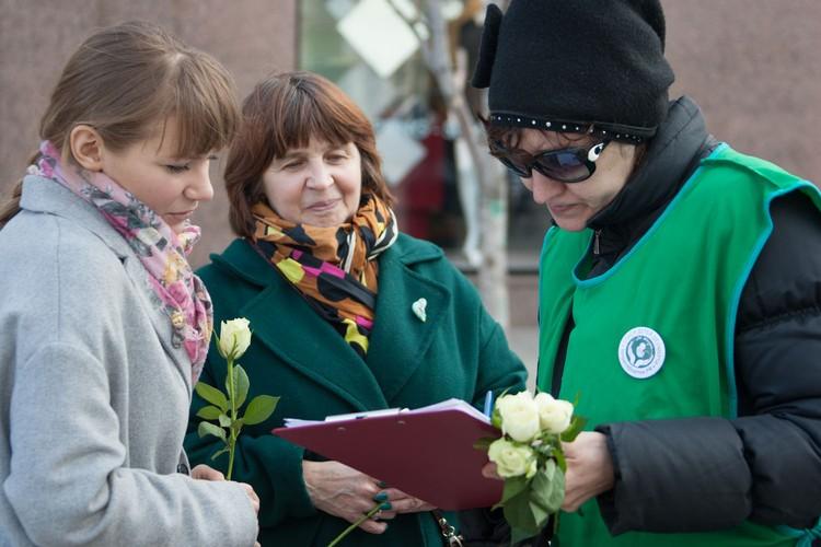 Более 200 самарцев подписали в этот день петицию о запрете абортов в России.