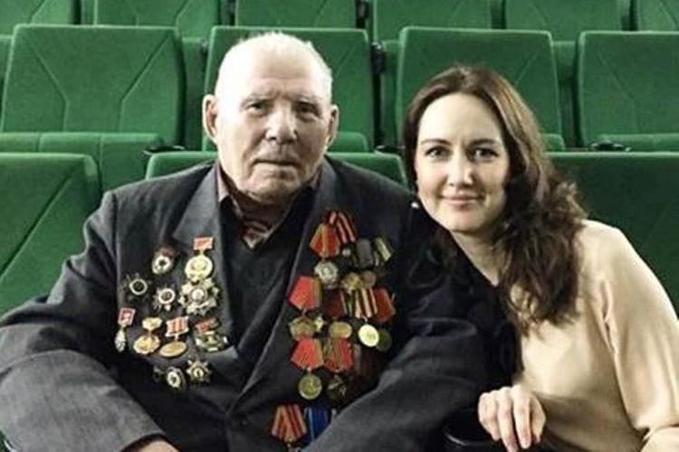 """Ветеран ВОВ Владимир БАКУРОВ: """"Это чудо, что я остался жив"""". Фото: с сайта herzenlib.ru"""