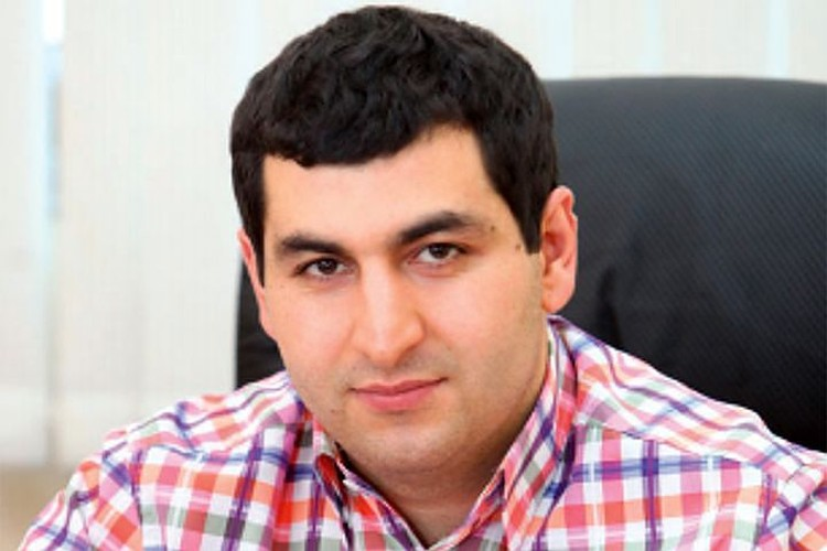 Хозяин автомобиля, Карен Губасарян.