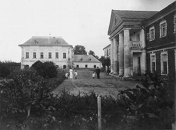 Село Исады. 1915-й год