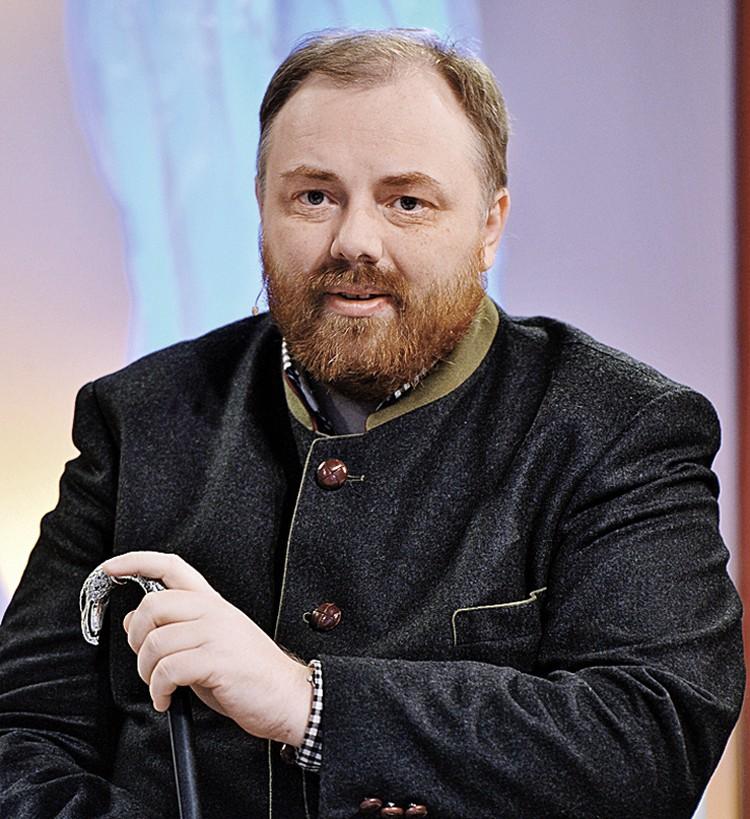 Публицист Егор Холмогоров.