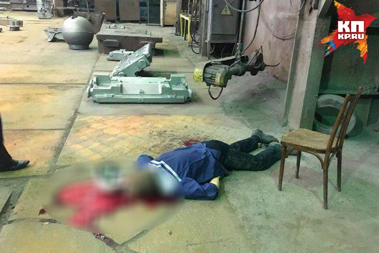 Жертвами кровавой расправы на ГАЗе стали три человека.