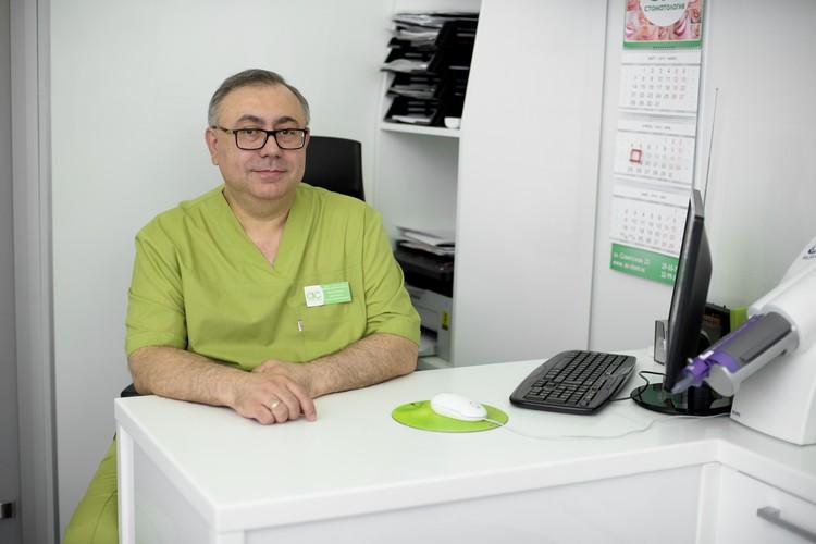 Главный врач Пилипенко Дмитрий Константинович
