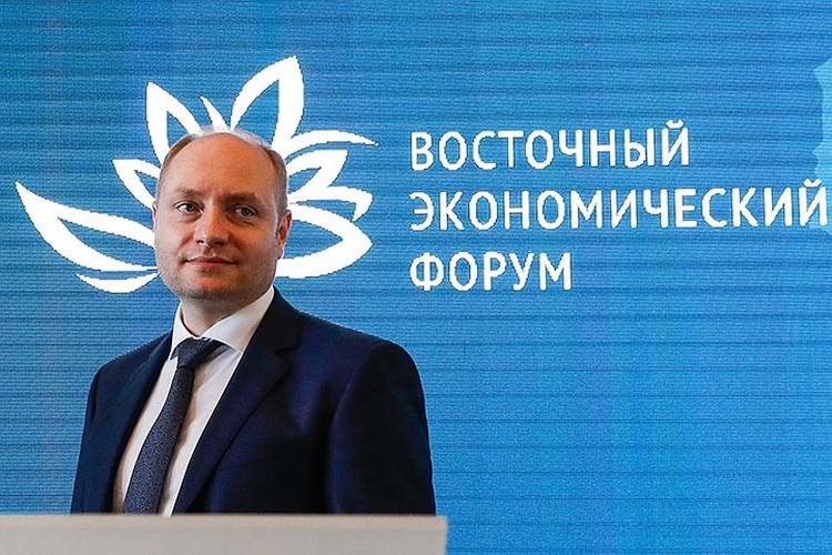 Форум превзошел наши ожидания, - заявил глава Минвостокразвития Александр Галушка. Фото Артем Геодакян/ТАСС