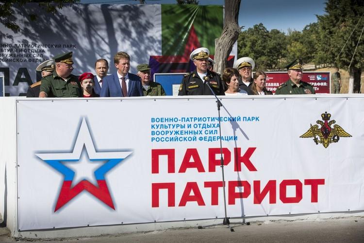 Минобороны планирует задействовать эту площадку под один из основных кластеров севастопольского филиала военно-патриотического парка «Патриот», чтобы с объектами батареи мог познакомиться каждый.