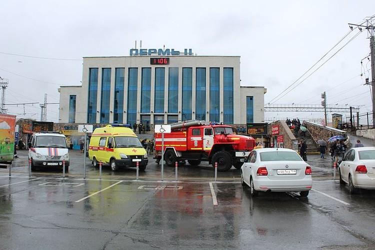 В Перми было эвакуировано в общей сложности почти 6 тысяч человек