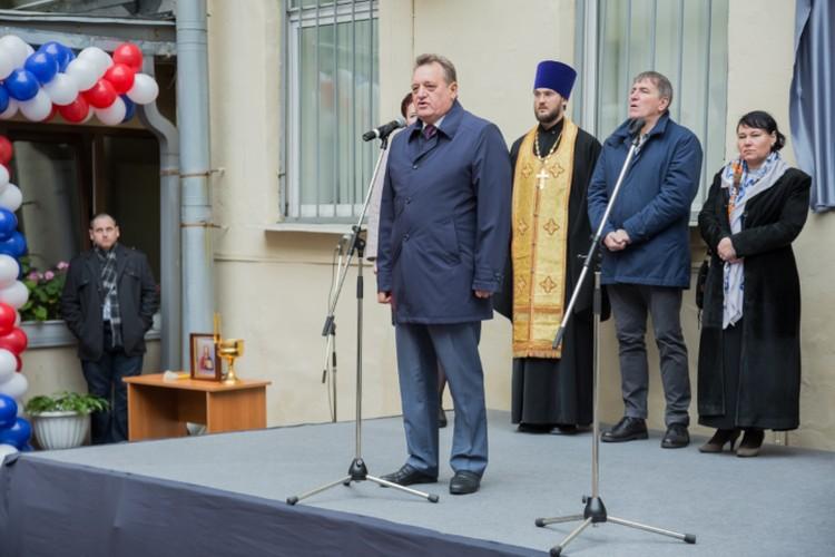 В Санкт-Петербургском университете технологий управления и экономики открылся новый учебно-лабораторный корпус