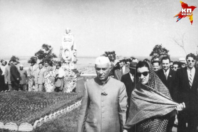 Джавахарлал Неру и Индира Ганди здесь тоже были. Фото: Музей-заповедник «Сталинградская битва».