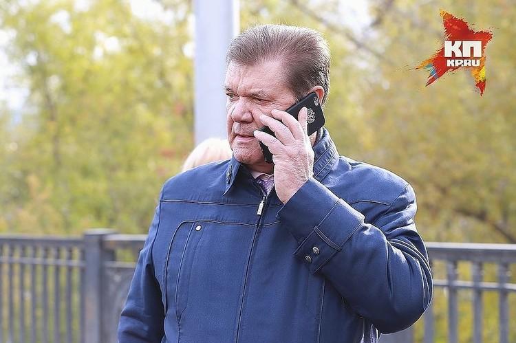 Владимир Егоров, депутат горсовета