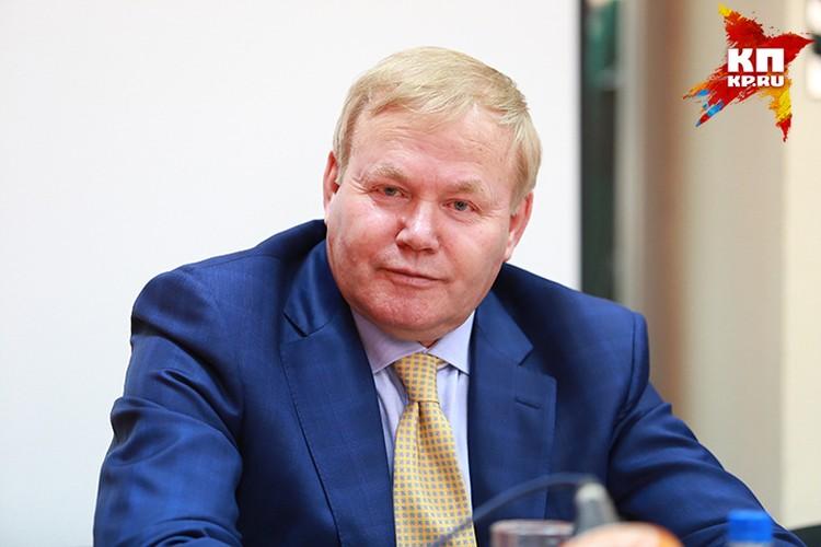 Николай Трикман