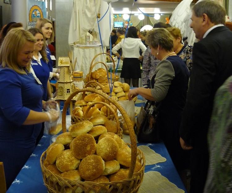 Хлеб и булочки из томской пшеницы - это продукт на все времена!