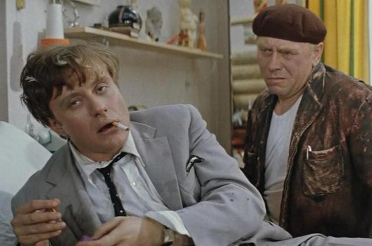 Миронов-Папанов - один из самых известных актерских дуэтов советского кино