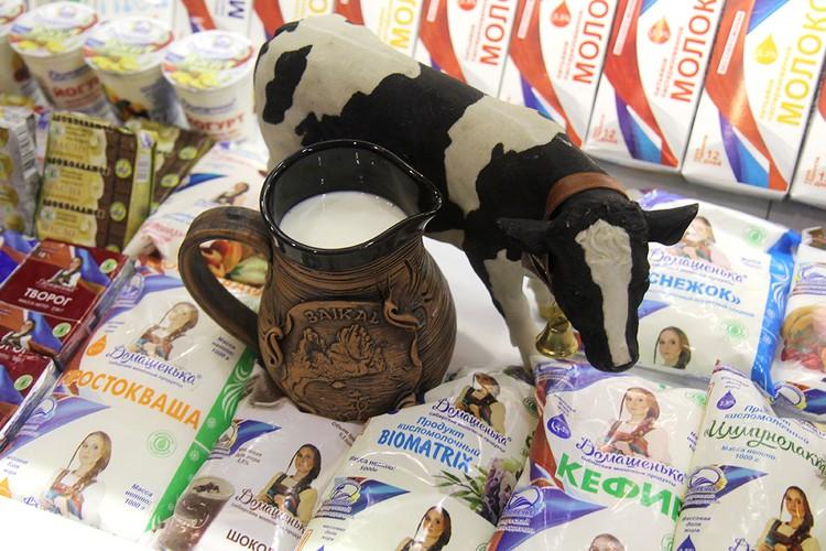 Молочные продукты пользуются большой любовью у наших земляков. Молоко, йогурт, ряженка от СХ ПАО «Белореченское» традиционно имеют неповторимый вкус и идеальны для тех, кто заботится о своем здоровье и выбирает только полезные продукты, насыщенные витамин