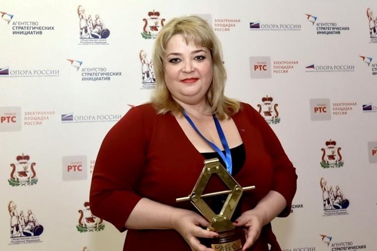 Ольга Пискунова