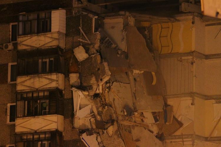 Взрыв произошел в четверг, 9 ноября Фото: Дмитрий Селезнев
