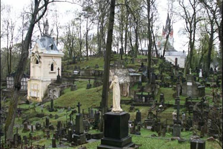 Кладбище Роса известно могилами знаменитых белорусов. Фото: Radzima.org