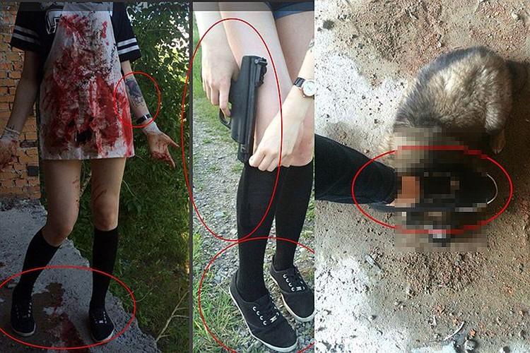 По некоторым данным, парень влюбился в Савченко, увидев в интернете фото, на которых она издевается над животными.