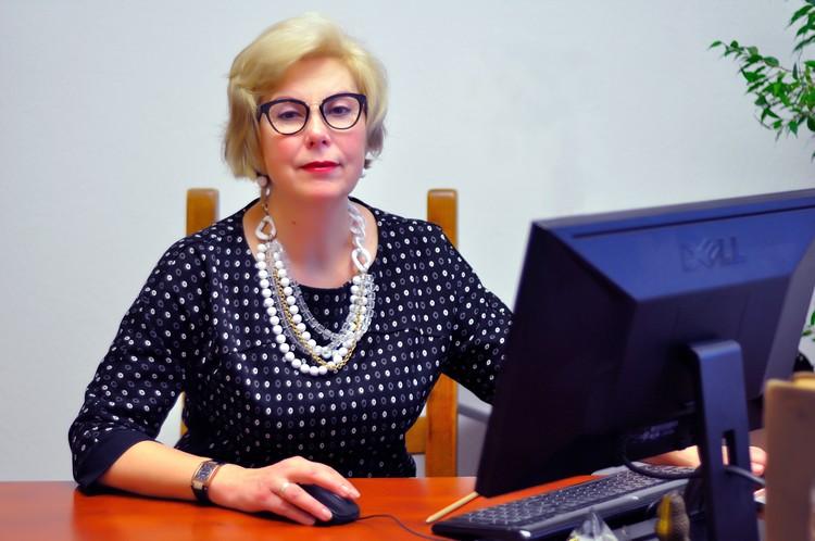 Генеральный директор системы клиник «Эдкар» Мария Хромова