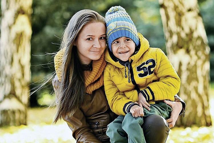 Галина Тихонова в соцсетях поделилась мечтой своего сына Андрюши - и она сбылась!