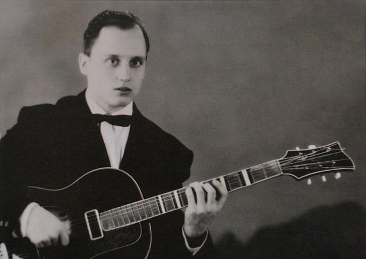 Молодой Владимир Мулявин был никому не известным гитаристом, а его супруга Лидия Кармальская уже была востребованной артисткой. Фото: личный архив