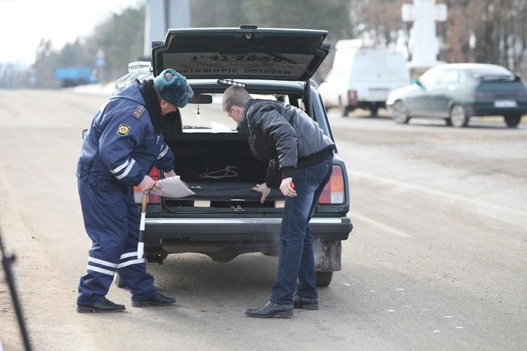 Первые сокращения уже начались в Госавтоинспекции края с 1 января