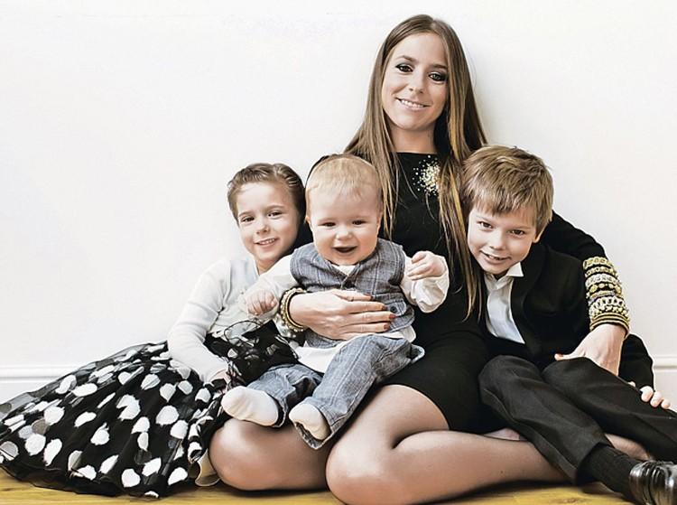 Юлия и Андрей решили, что дети останутся с матерью